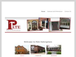 Pate Enterprises Inc