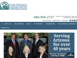 Partridge and Associates CPAs, PLC