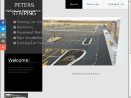 Peters Striping