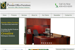 Premier Office Furniture On Taylor St In San Jose Ca