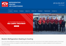 Roehm Refrigeration Heating & Cooling