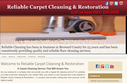 Reliable Carpet Cleaning Amp Restoration On Balboa Cir In
