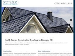 Scott Adams Residential Roofing
