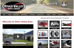 River Valley Auto >> River Valley Auto Group On Northland Dr In Rockford Mi