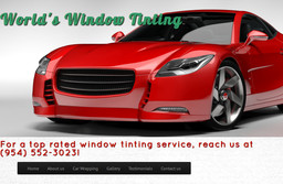World's Window Tinting