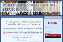White Tornado Cleaning Service