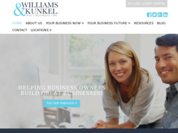 Williams & Kunkel, CPAs, LLP