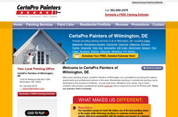 CertaPro Painters of Wilmington