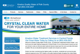 Kinetico Quality Water of Polk County