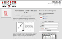 Music BOXX