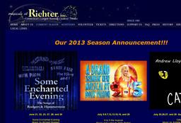Musicals At Richter