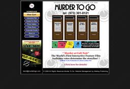 Murder To Go Inc