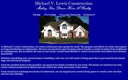 Lewis Michael V Construction