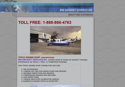 M W Aircraft Services Inc