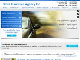 Davis Insurance Agency Inc