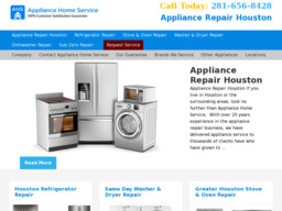 Appliance Home Service