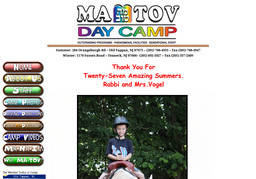 Ma Tov Day Camp Inc