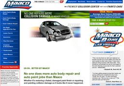 Maaco Auto Painting Bodyworks On Lincoln Blvd In Middlesex Nj