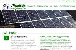 Magitek Energy Solutions, Inc