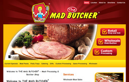 Mad Butcher on Rock St in Sheridan, AR - 870-942-3400
