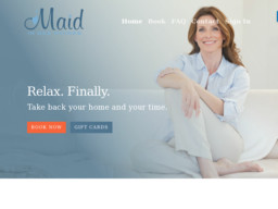 Maid in Des Moines