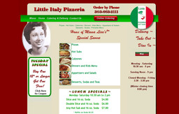 Little Italy Pizzeria
