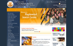 Congregation Beth Ephraim B'Nai Zion Maplewood Jewish Center