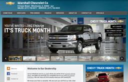 Marshall Chevrolet Co