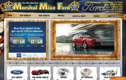 Marshal Mize Ford - Rentals