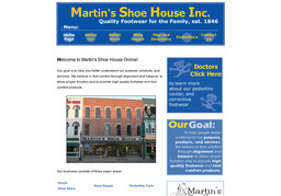 martins shoe house