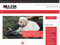 Maxim Cleaning & Restoration Inc.