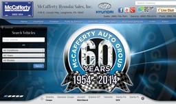 Mccafferty Hyundai Sales Inc In Langhorne Pa 215 945