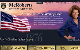 McRoberts Protective Agency Inc