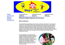 Meg's Playhouse and Preschool