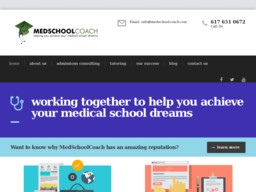 MedSchoolCoach Admissions Consulting
