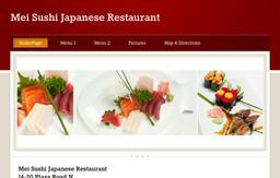 Mei Sushi Japanese Restaurant
