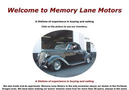 Matthews Memory Lane Motors