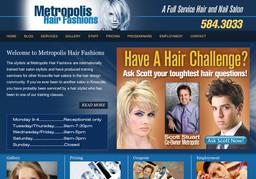 Metropolis Hair Fashions