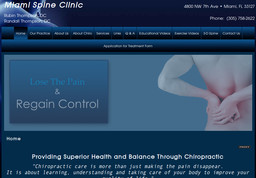 Thompson Chiropractic Clinic - Thompson Rubin DC