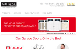 Midway Garage Doors In West Farmington Oh 330 889 0062