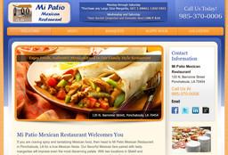 Mi Patio Mexican Restaurant