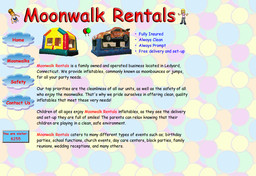 Moonwalk Rentals