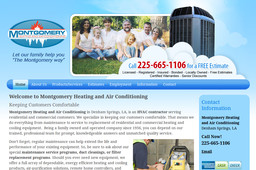 Montgomery Heating and Air