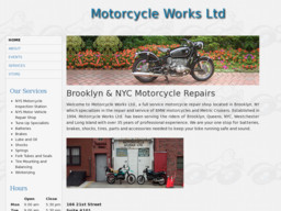 Motorcycle Works Ltd