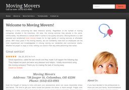 Moving Movers