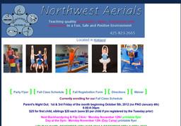 Northwest Aerials School of Gymnastics