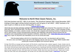 Northwest Classic Falcons