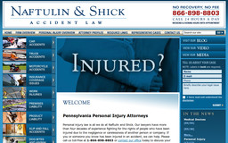 Naftulin & Shick Accident Law
