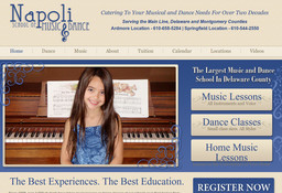 Napoli School of Music & Dance