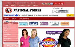 Army National Surplus Stores